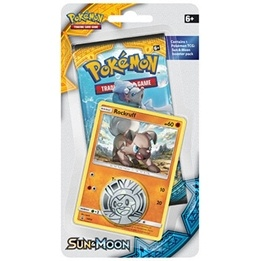 Pokémon - Sun & Moon - 1 Checklane Blister Pack: Pikipek