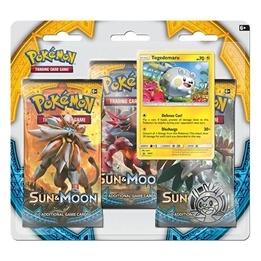 Pokémon - Sun & Moon - Trippelblister: Togedemaru