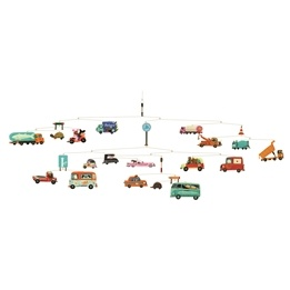 Djeco - Mobil - Fordon