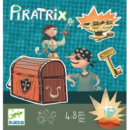 Djeco - Spel - Piraterna