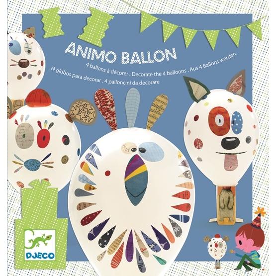 Djeco - Kalas - Ballongmålning