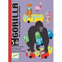 Djeco - Kortpelet Gorilla