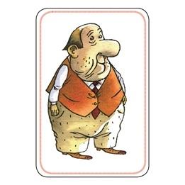 Djeco - Kortspelet Pitit Kems