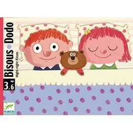 Djeco - Kortspelet Bisous Dodo