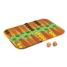 Djeco - Backgammon
