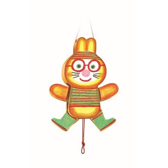 Djeco - Jumping Jack - Lulu