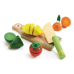 Djeco - Delbara Frukter & Grönsaker