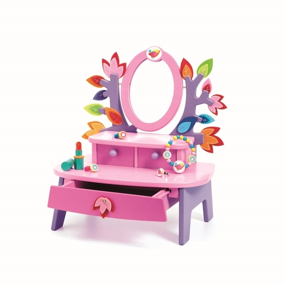 Djeco - Birdy Dressing Table