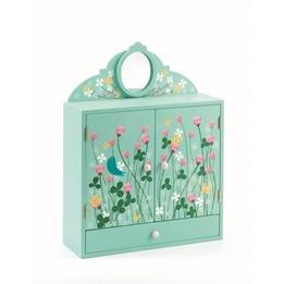 Djeco - Garden In Bloom Wardrobe