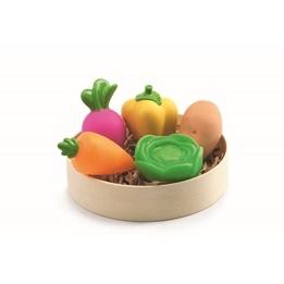 Djeco - 5 Vegetables