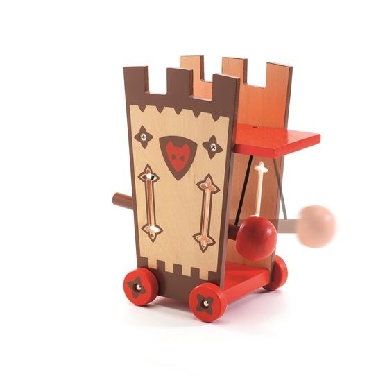 Djeco - Arty Toys - Darius & His Attack Tower
