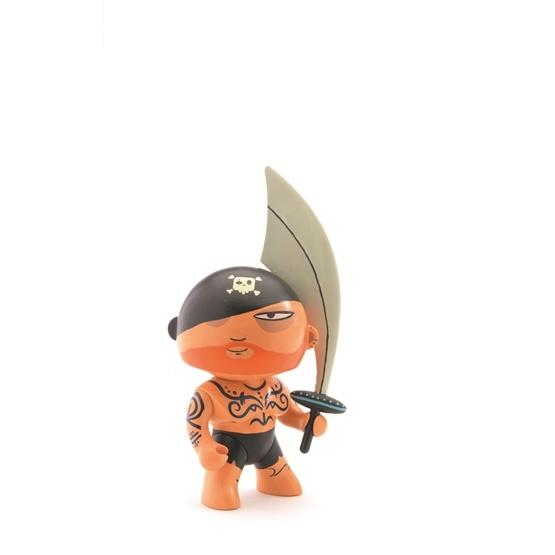 Djeco - Arty Toys - Piraten Tatoo