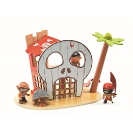 Djeco - Arty Toys - Pirate Island