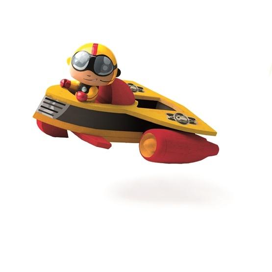 Djeco - Arty Toys - Rocket Boy