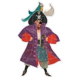 Djeco - Elliot the pirate