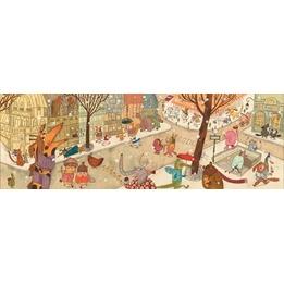 Djeco - Pussel - Motiv Paris