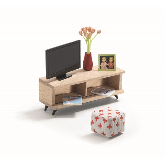 Djeco - The Tv Room