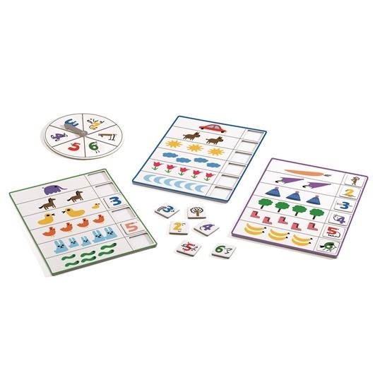 Djeco - Bingo numbers
