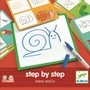 Djeco - Step By Step - Animals