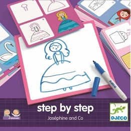 Djeco - Step By Step - Josephine