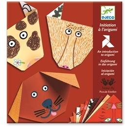 Djeco - Origami - Djur