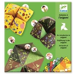 Djeco - Origami - Loppfångare