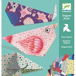 Djeco - Origami - Big Animals