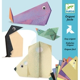 Djeco - Origami - Polar Animals