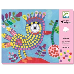 Djeco - Pyssla Med Mosaik