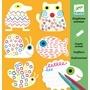 Djeco - Graphism Animals