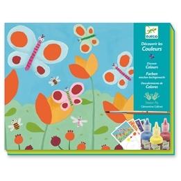 Djeco - Lär Dig Blanda Färger