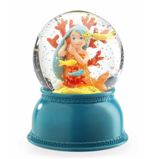 Djeco - Nattlampa - Mermaid
