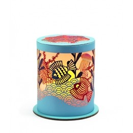 Djeco - Nattlampa - Mini Night Light - Ocean