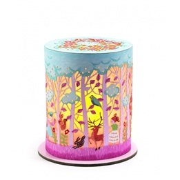 Djeco - Nattlampa - Mini Night Light - Magic Forest