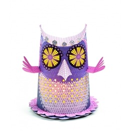 Djeco - Nattlampa - Mini Night Light - Owl