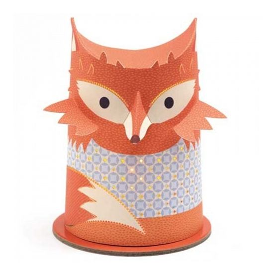 Djeco - Nattlampa - Mini Night Light - Fox