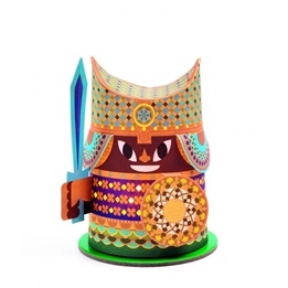 Djeco - Nattlampa - Mini Night Light - Knight
