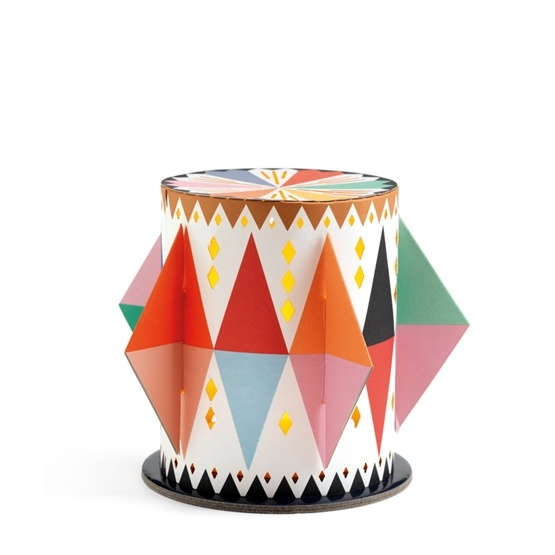 Djeco - Nattlampa - Mini Night Light - Losange