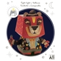 Djeco - Nattlampa - Mini Night Light - Arty Bear