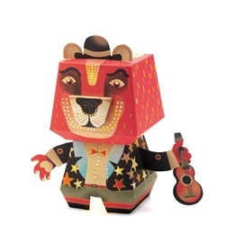 Djeco - Nattlampa - Mini Night Light - Arty Bear