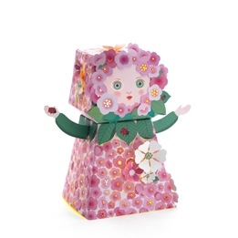 Djeco - Nattlampa - Mini Night Light - Arty Rose