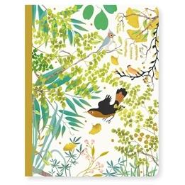 Djeco - Anteckningsbok - Notebook Tinou