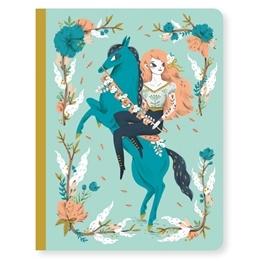 Djeco - Anteckningsbok - Notebook Lucille