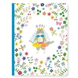 Djeco - Anteckningsbok - Notebook Aiko