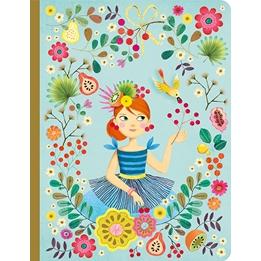 Djeco - Rose Notebook