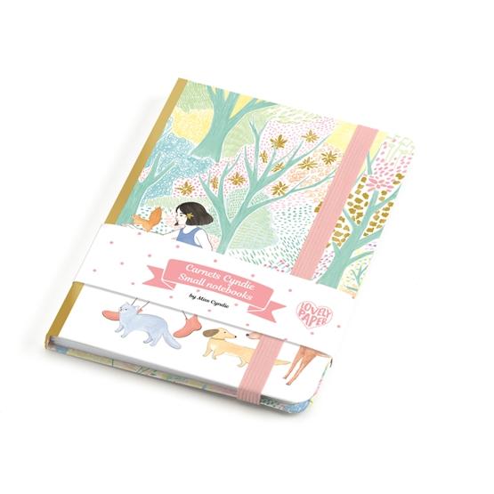 Djeco - Notebook, Cyndi