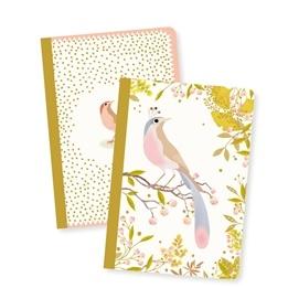 Djeco - Anteckningsbok - Tinou Little Notebooks