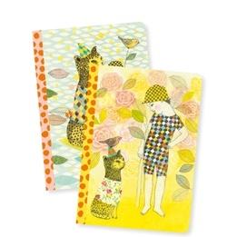 Djeco - Anteckningsbok - Elodie Little Notebooks