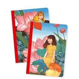 Djeco - Anteckningsbok - Fedora Little Notebooks