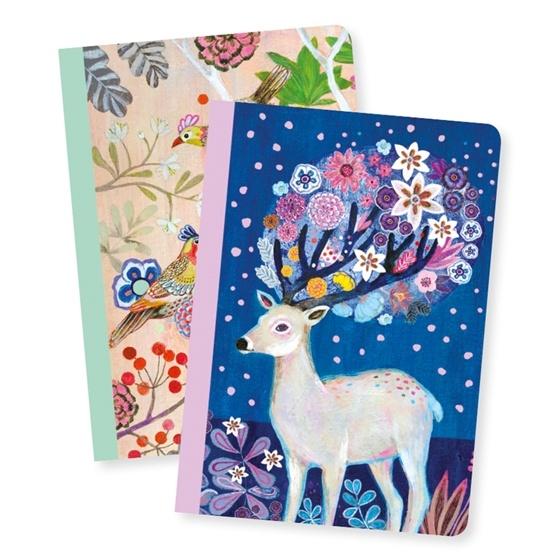Djeco - Anteckningsbok - Martyna Little Notebooks